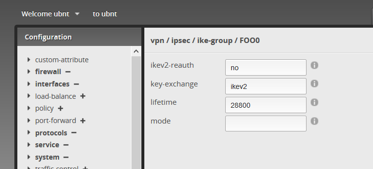 Edgerouter Azure VPN   Ubiquiti Community