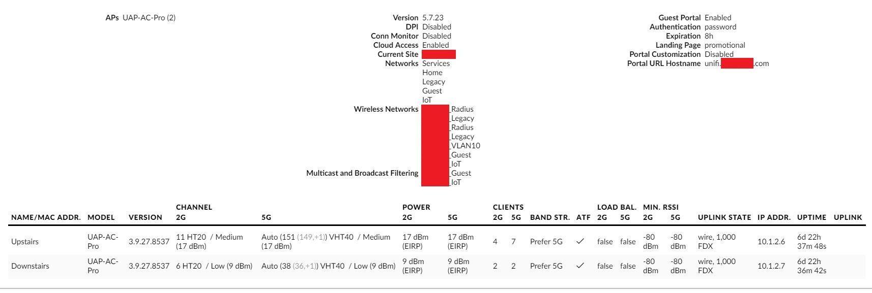 Wifi on Samsung J3 freezes | Ubiquiti Community