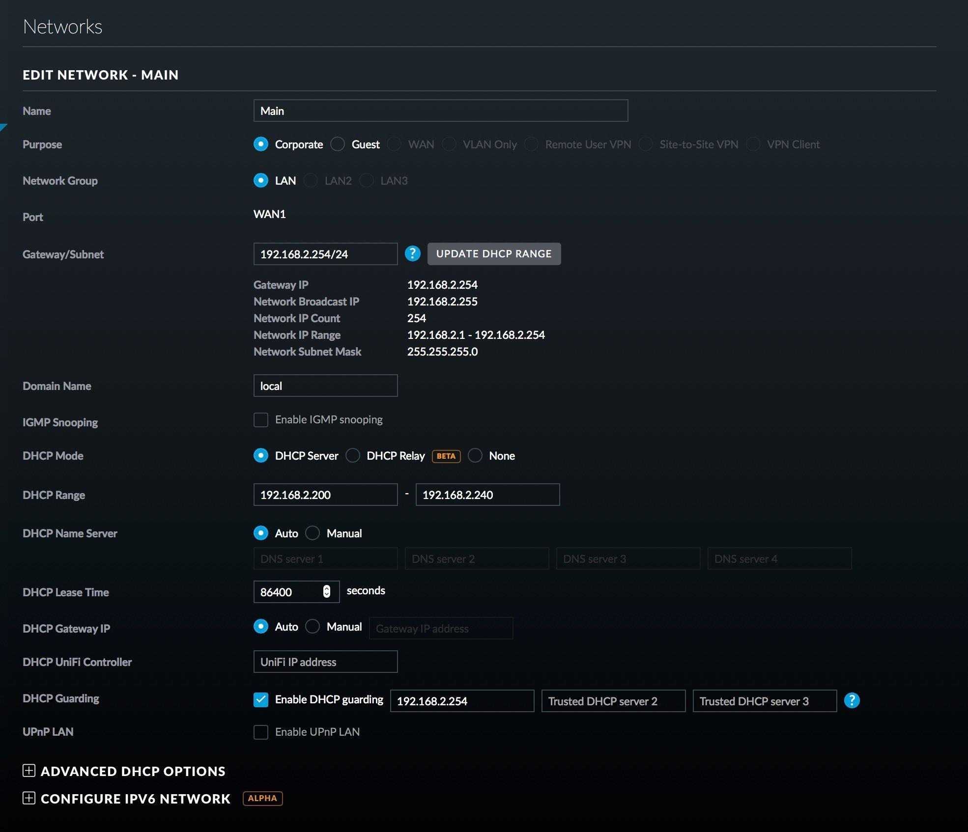 USG Pro Dual WAN load balance help  | Ubiquiti Community