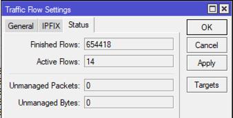 Netflow data not being seen | Ubiquiti Community