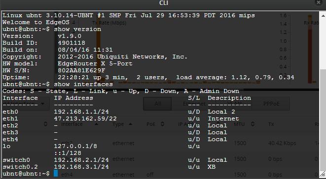 Edgerouter X VLAN No Internet XBOX One | Ubiquiti Community