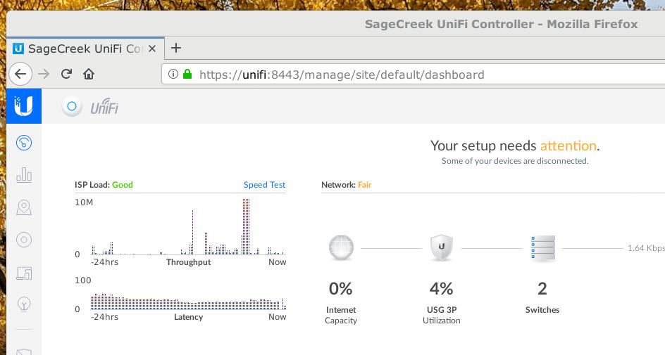 How To: Unifi Contoller, Docker, home network | Ubiquiti Community