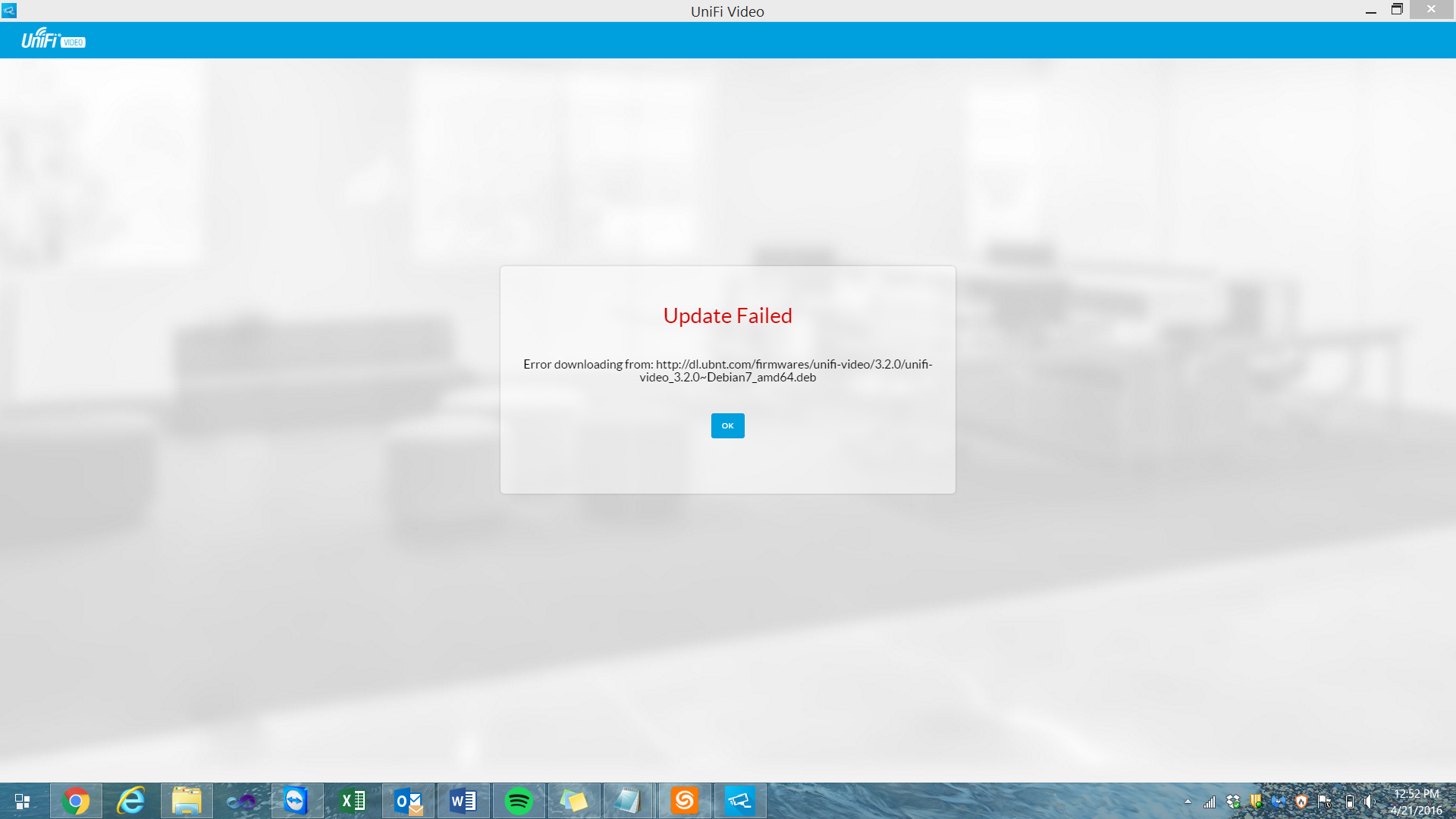 Cannot download firmware 3 2 for Unifi NVR | Ubiquiti Community