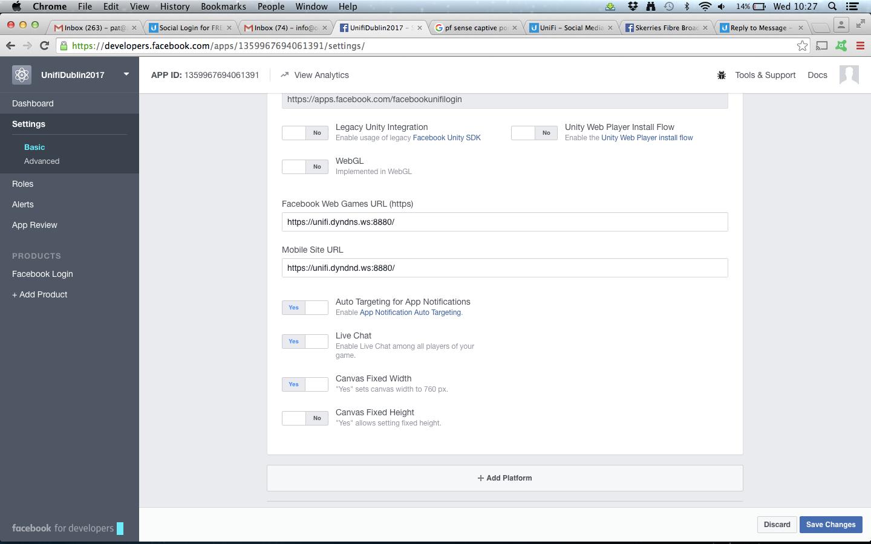 Guest Control - Facebook Hotspot | Ubiquiti Community