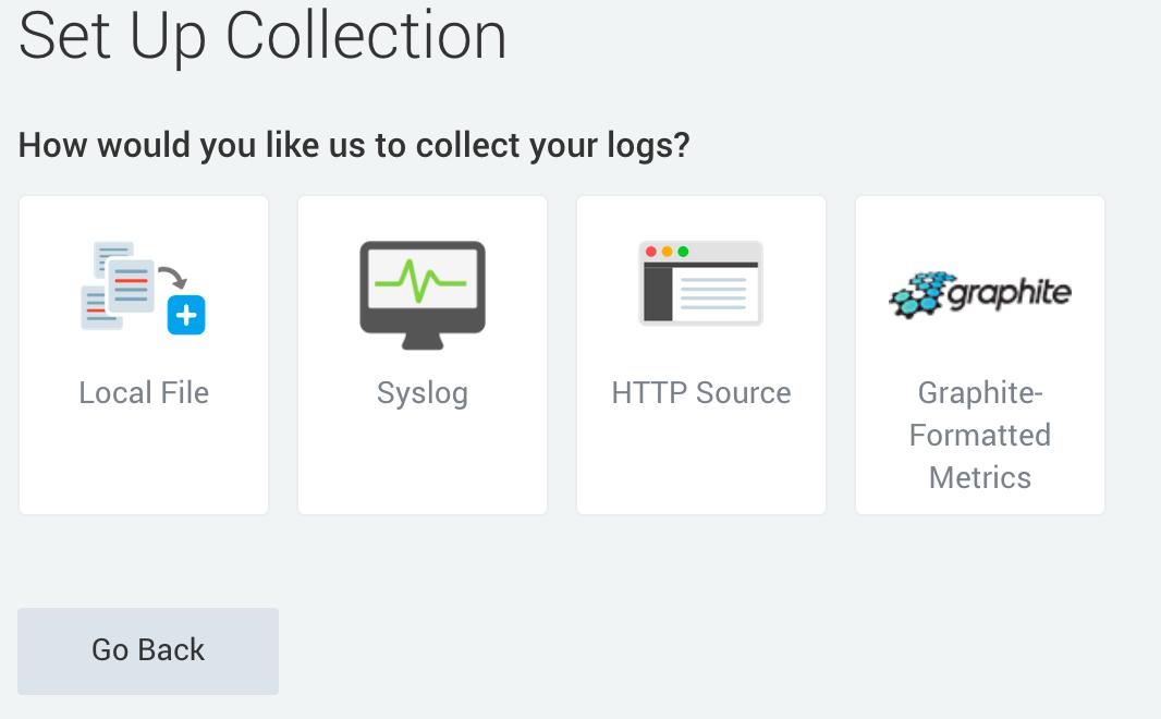 USG Firewall Log Live Visulaztion using rsyslog server and sumologic