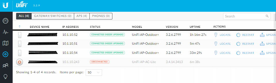 UAP Outdoor + stuck on firmware 3 2 6 | Ubiquiti Community