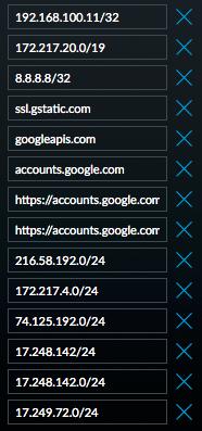Guest Authentication w/ Google | Ubiquiti Community