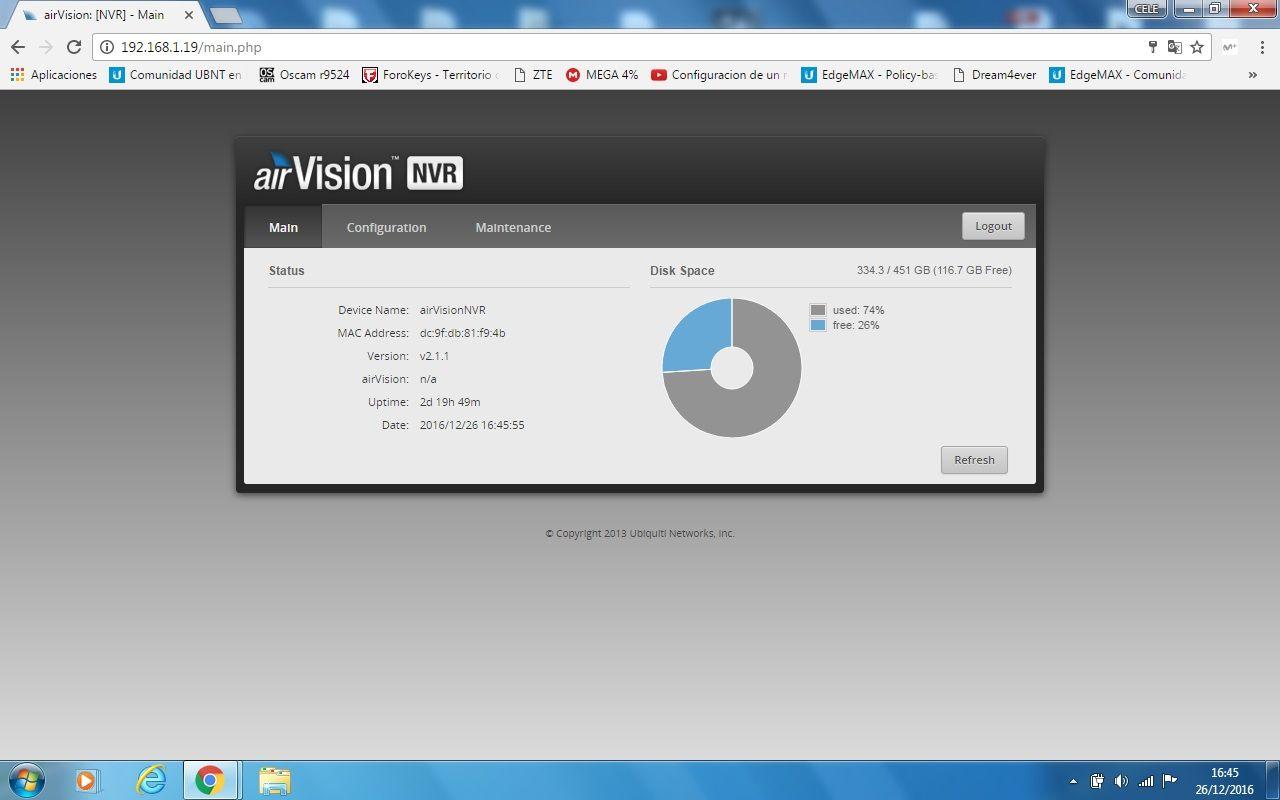 NVR 3 5 2 how to enable SSH   Ubiquiti Community