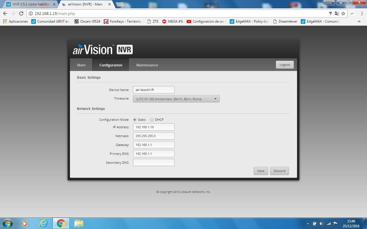 NVR 3 5 2 how to enable SSH | Ubiquiti Community