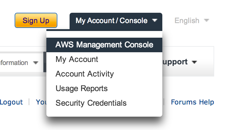 A Step-by-Step Walkthrough for Setting up Amazon Cloud