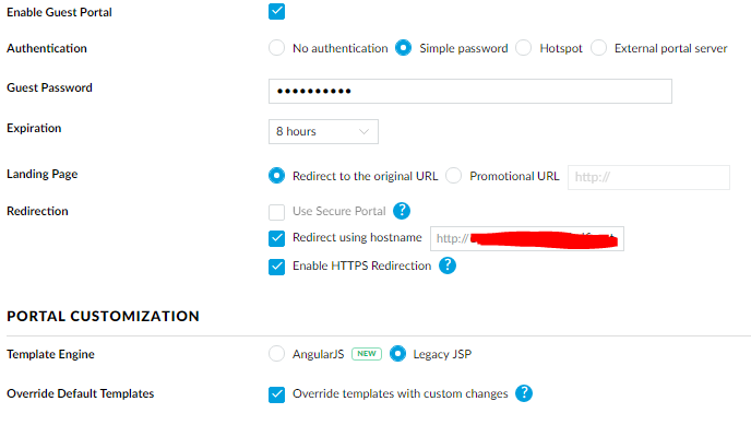 External Portal - Invalid Payload | Ubiquiti Community