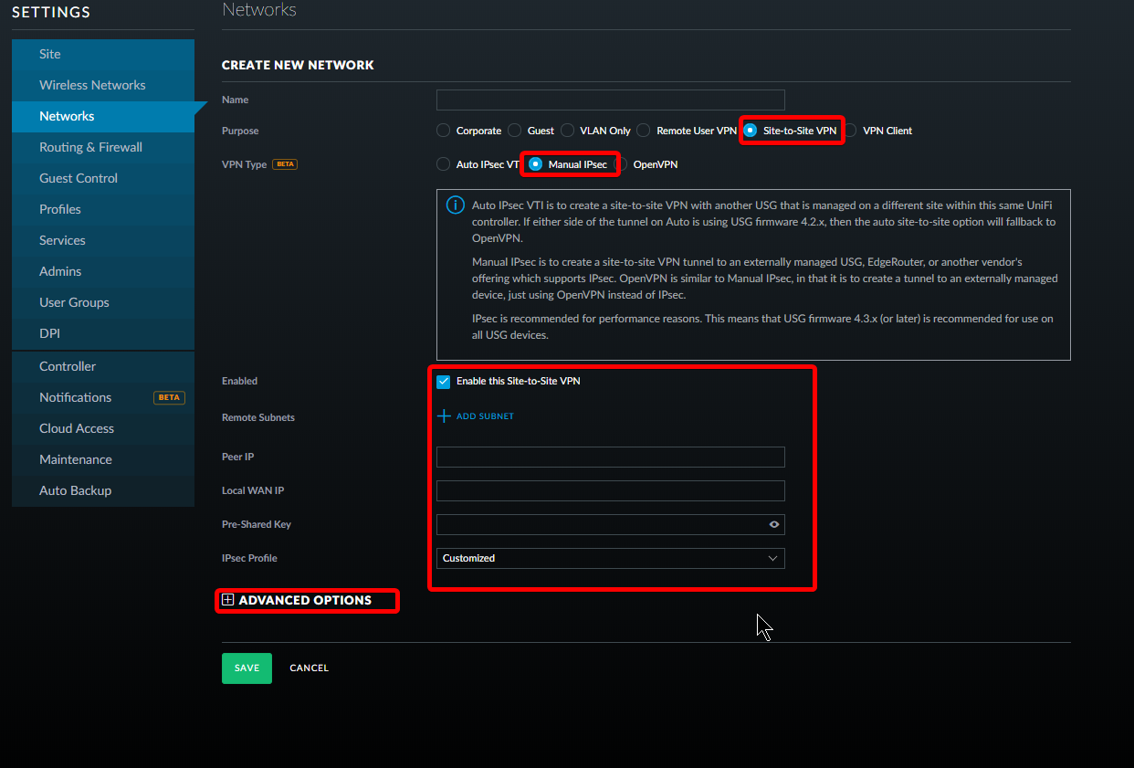 USG VPN to multiple sites   Ubiquiti Community