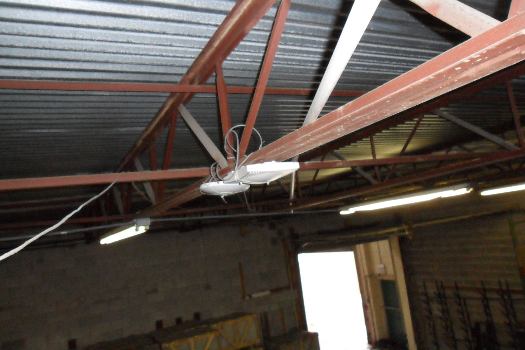 Mounting Unifi Aps To Steel Warehouse Trusses Ubiquiti Community