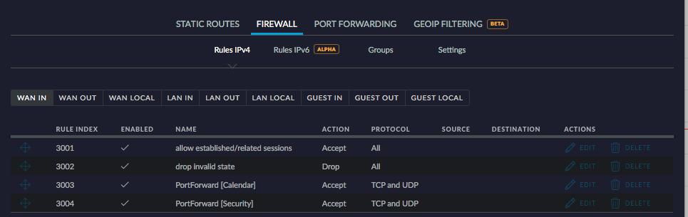 USG Portforwarding doesn't seem to work   Ubiquiti Community