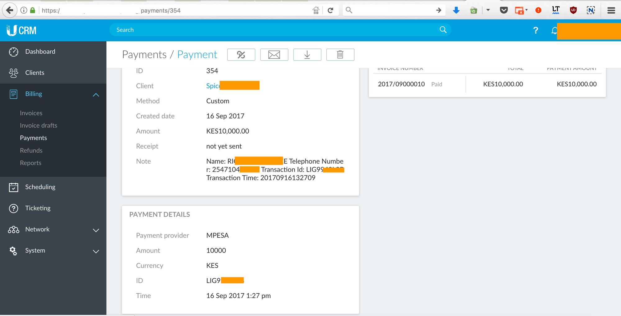 M-Pesa Payment Integration Successful!   Ubiquiti Community