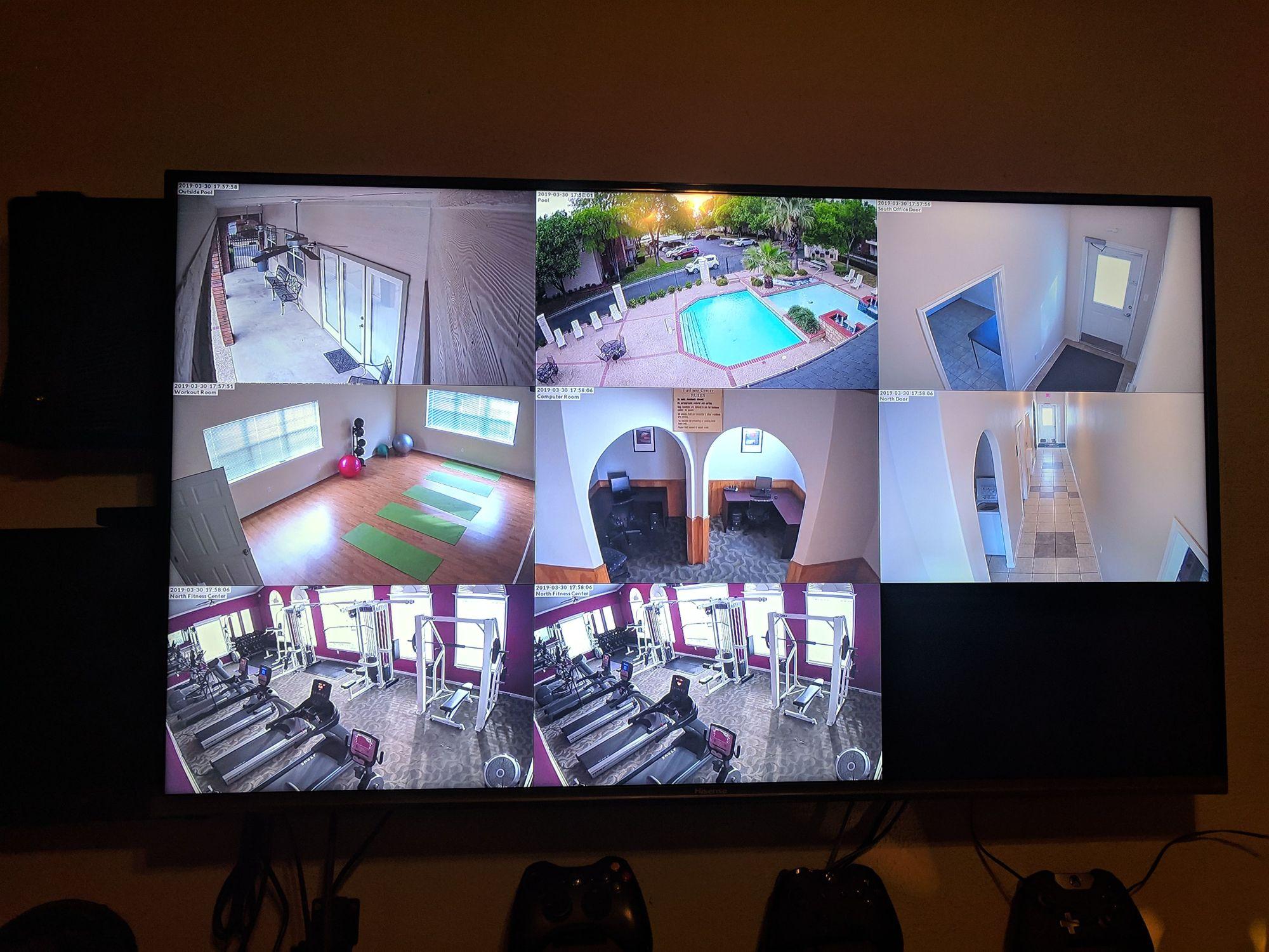 Apartment Complex Camera Upgrade | Ubiquiti Community