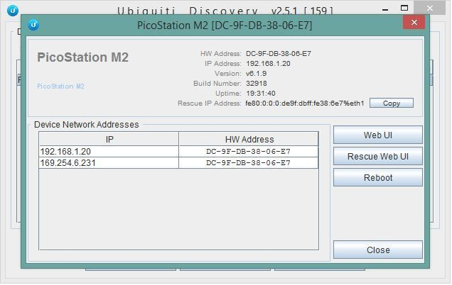 Wired Access Point shows up twice under IP for same MAC Address | Ubiquiti  Community