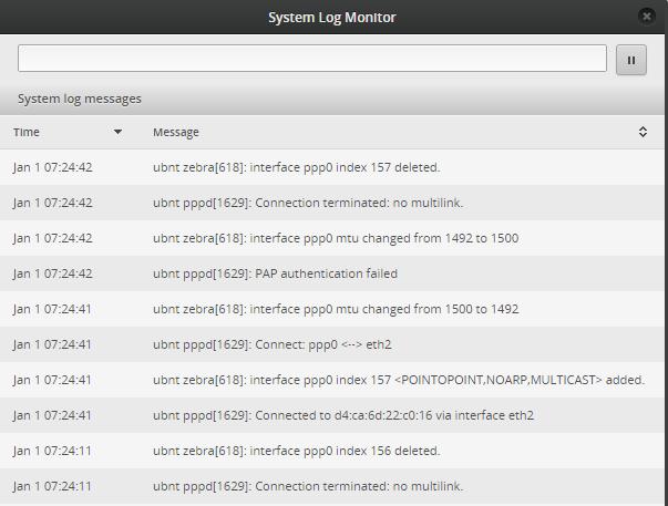 Edgerouter Show Configuration