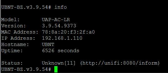 Can't adopt UniFi AP-AC-LR after first time   Ubiquiti Community