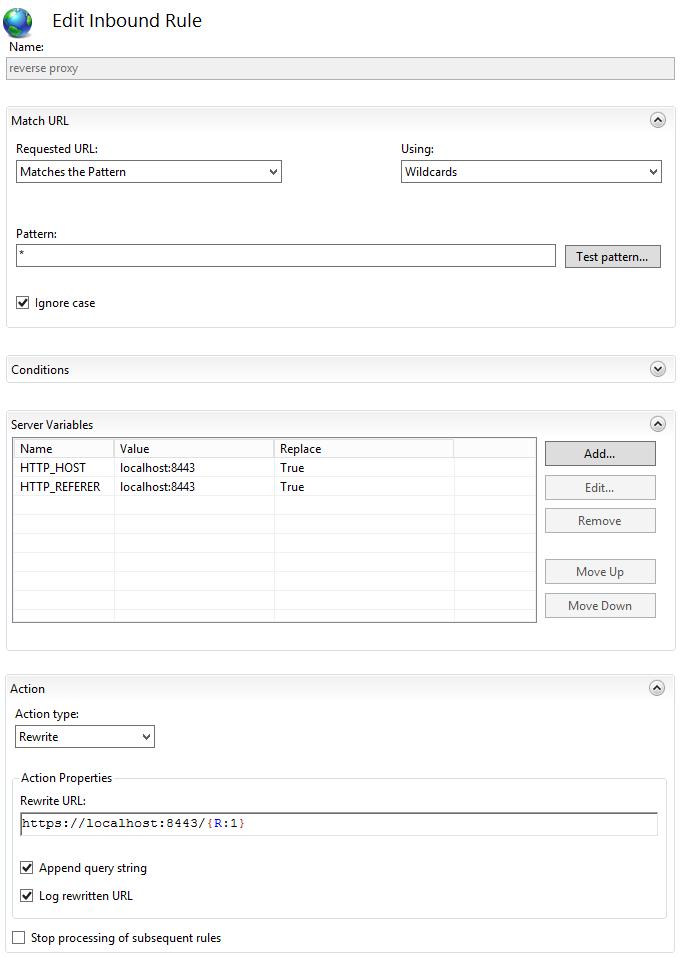 Using IIS as a web proxy to unifi controller?   Ubiquiti