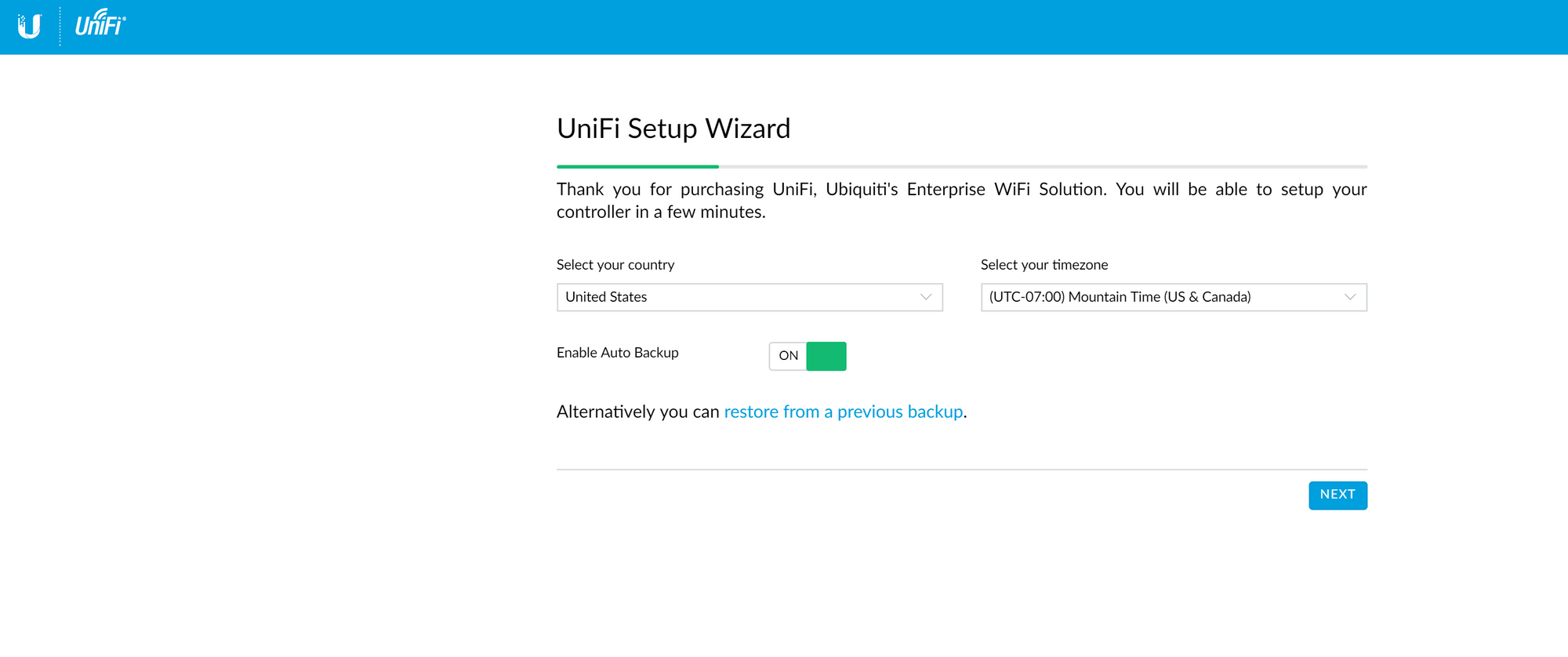 FYI: Restoring a backup from a software controller to a Gen 2 Cloud