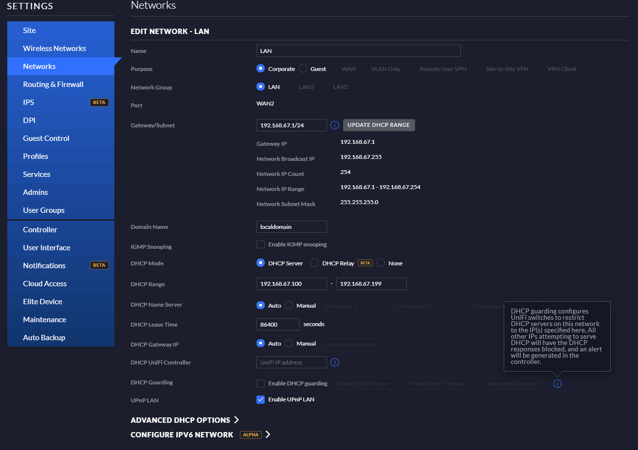 Cisco Meraki Hijacking my network | Ubiquiti Community