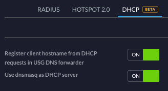 DHCP/DNS -- multiple host names for one computer | Ubiquiti