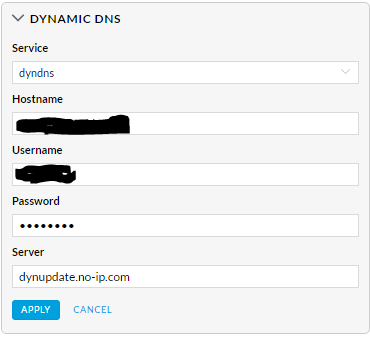 USG Dynamic DNS support for noip com? | Ubiquiti Community