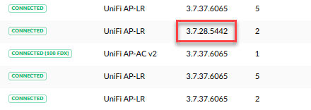 Unable to upgrade AP's - either via SSH or Controller | Ubiquiti