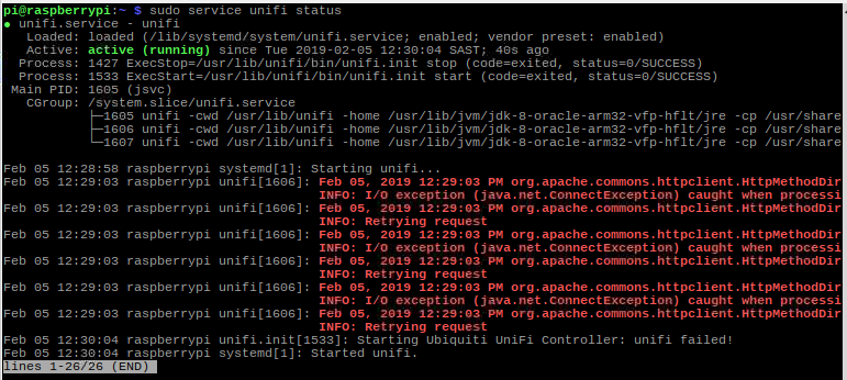 UniFi Network Controller 5 10 12 Stable Candidate has been