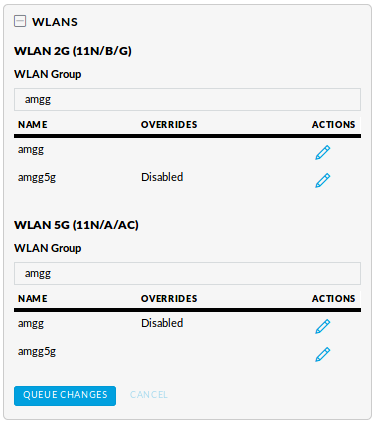 What is Overrides in WLANS mean | Ubiquiti Community