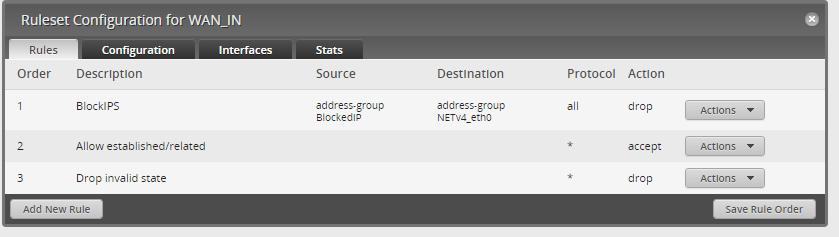 Block certain IP addresses   Ubiquiti Community