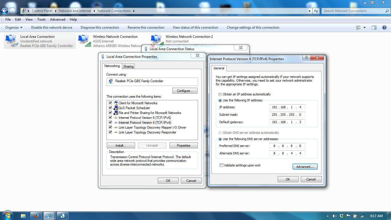 Trouble setting up Edgerouter Pro | Ubiquiti Community
