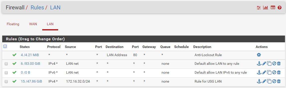 Configuration of USG without NAT | Ubiquiti Community