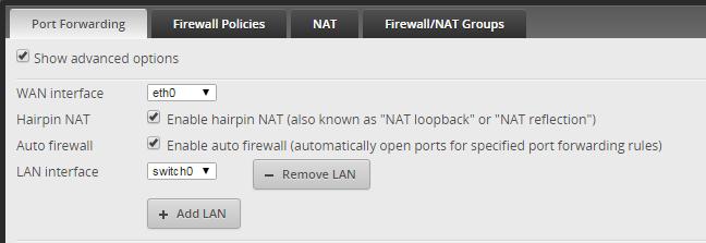 Hairpin NAT not working EdgeRouter X | Ubiquiti Community