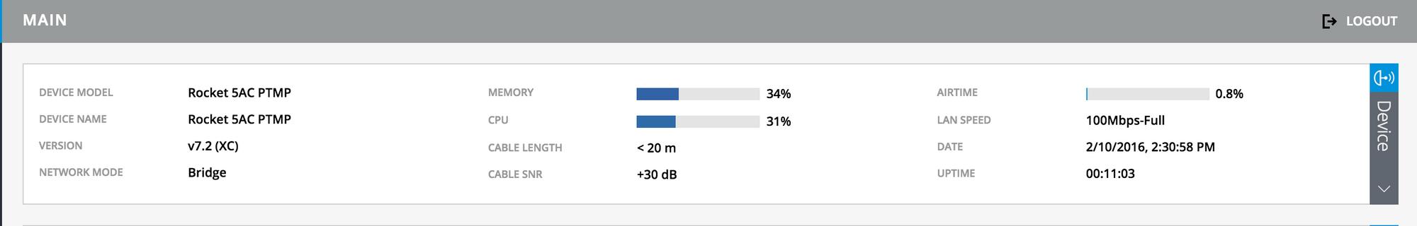 Firmware v7 2 LAN speed issue | Ubiquiti Community