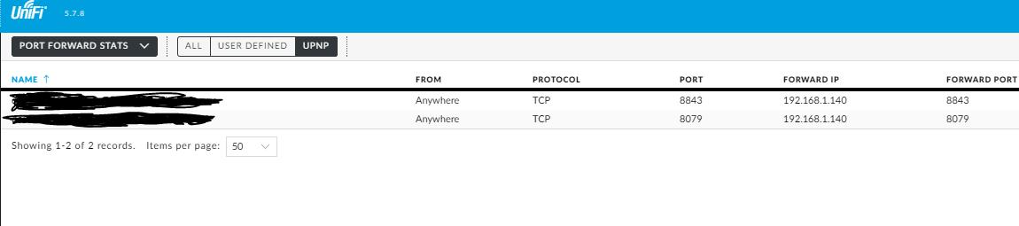 UPnP settings on controller 5 6 22 | Ubiquiti Community