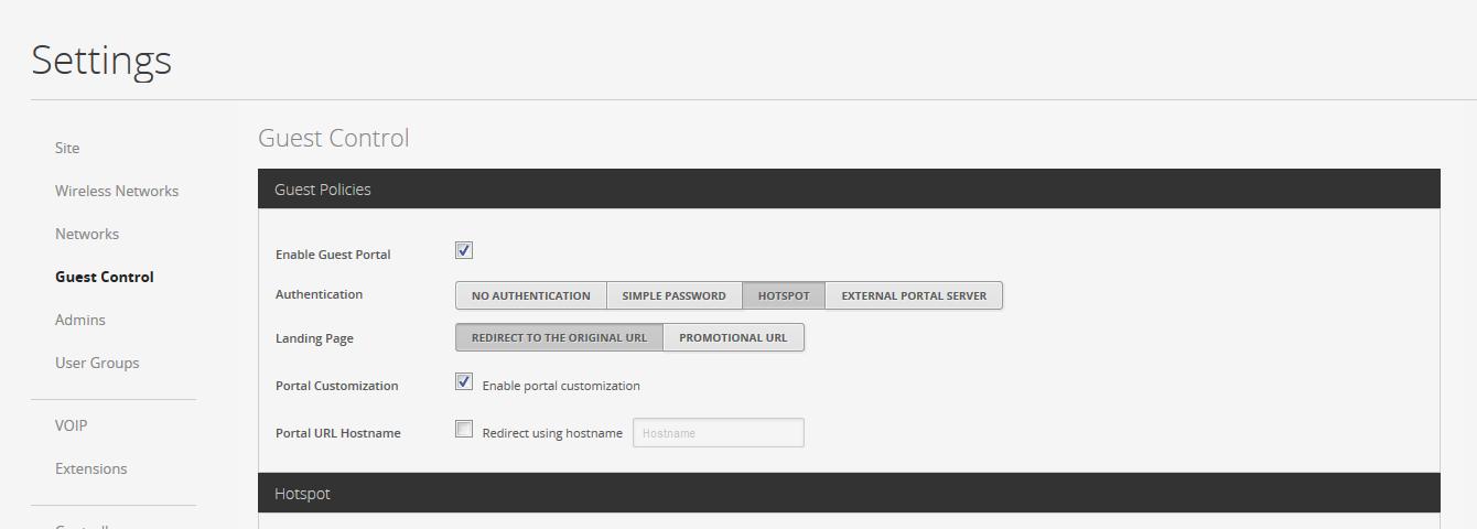 Cloud Key Guest WiFi Portal Customization Help | Ubiquiti Community