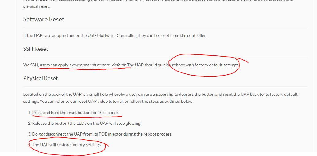 set-default vs reset button | Ubiquiti Community